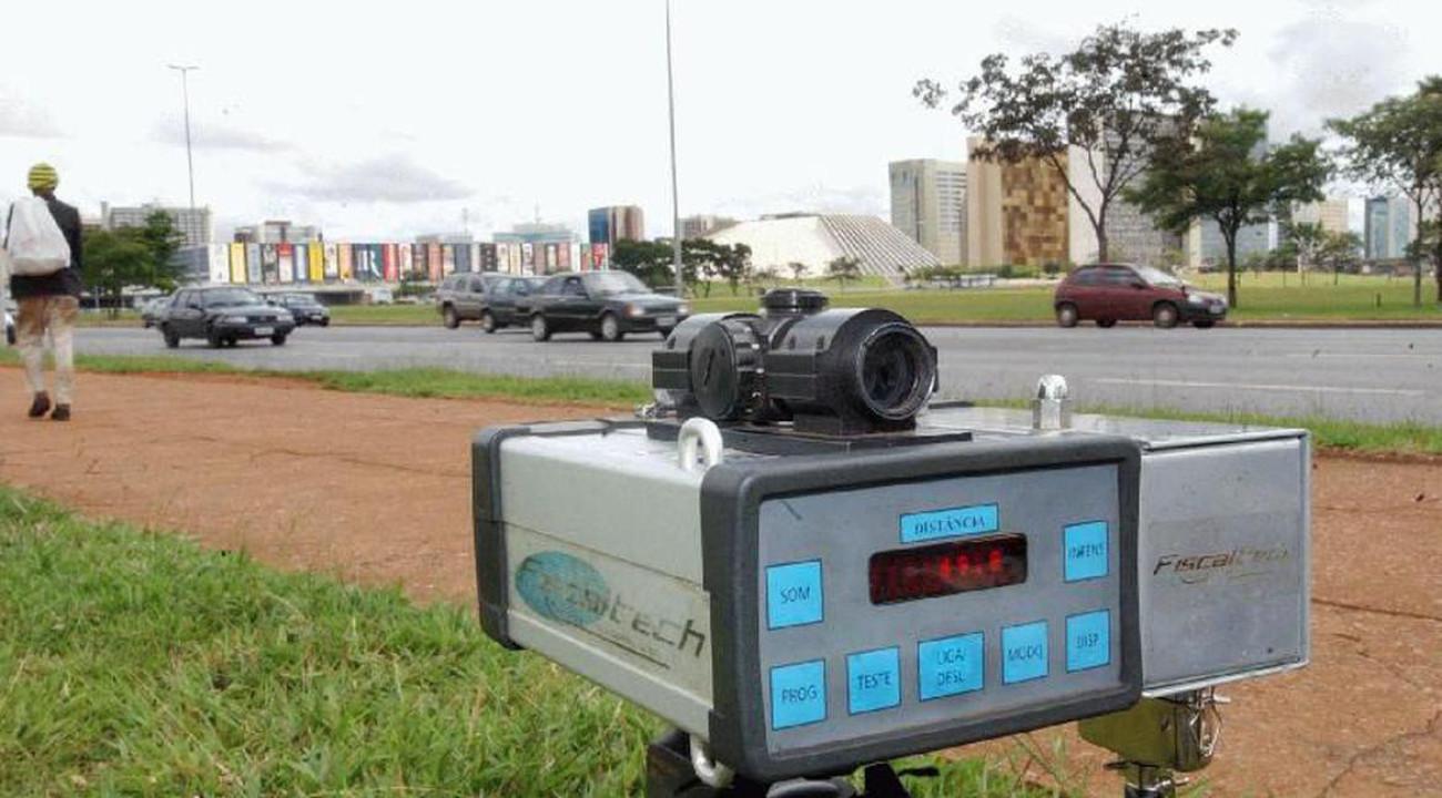 A partir de hoje, radar fixo ou portátil não poderão ficar escondidos