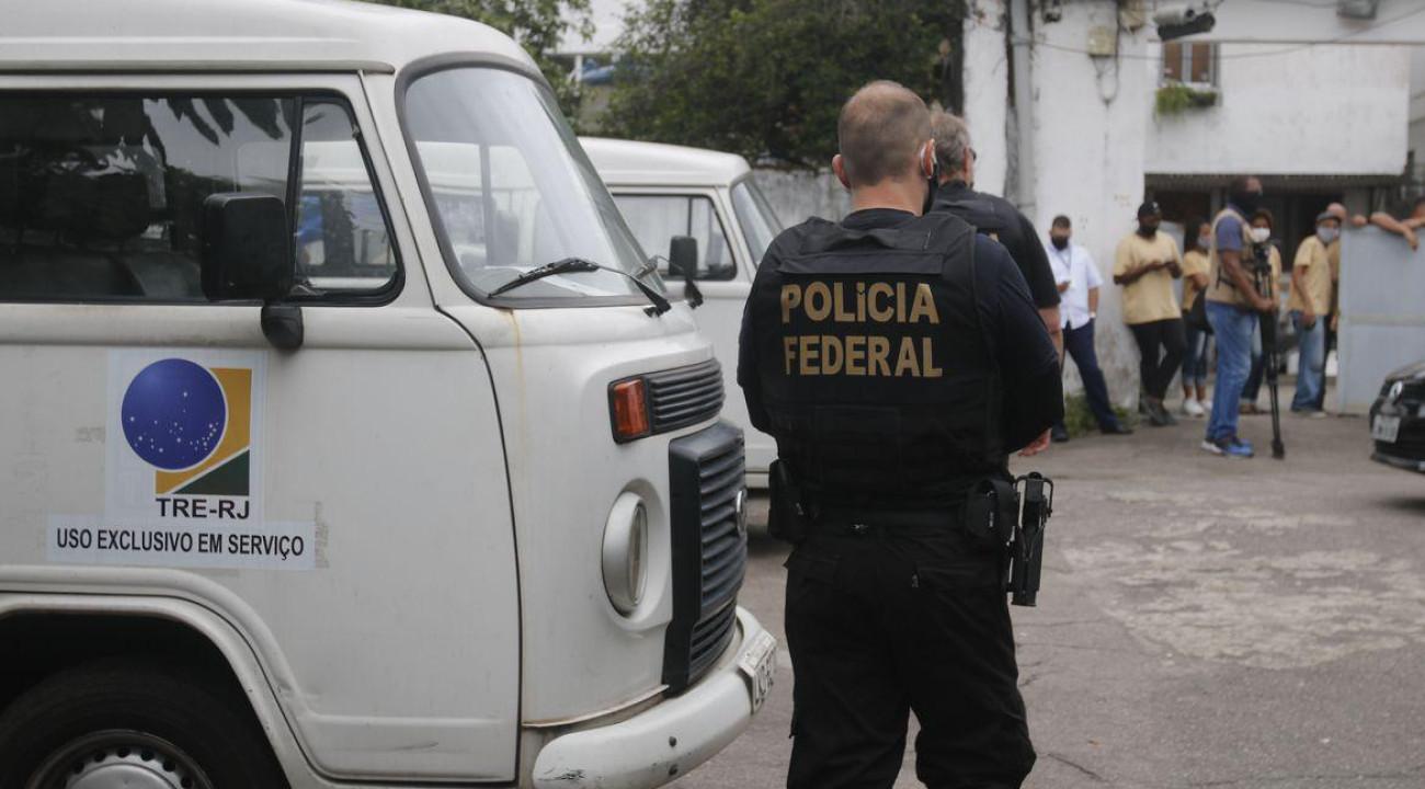 Rio tem esquema de segurança reforçado para a eleição